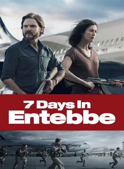 Entebbe'de 7 Gün - 7 Days In Entebbe - 2018 - BRRip - Türkçe Altyazı