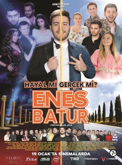 Enes Batur: Hayal mi Gerçek mi? - 2018 - Yerli Film