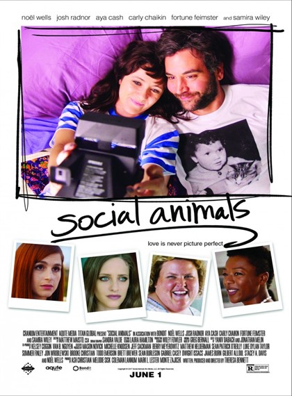 Sosyal Hayvanlar - Social Animals - 2018 - TR Dublaj - 1080p DuaL (TR-EN)