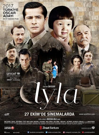 Ayla: The Daughter of War (2017) Film indir