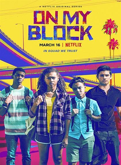 On My Block   Sezon 1   WEB-DL XviD   Türkçe Dublaj