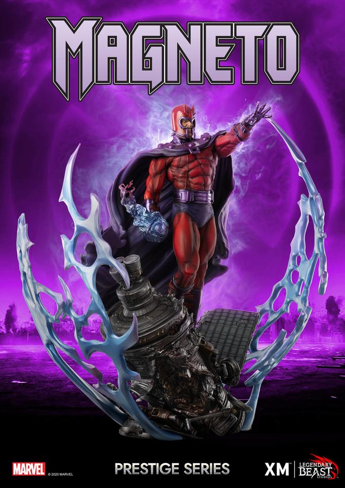 Premium Collectibles : Magneto 1/3 0a5eklc