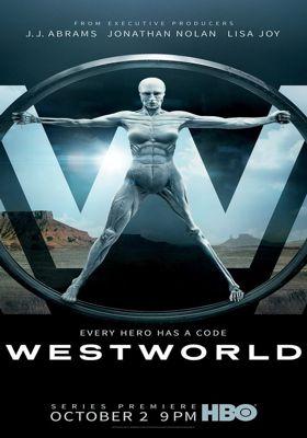 Westworld - Stagione 1 (2016) (9/10) DLMux 720P ITA ENG AC3 x264 mkv
