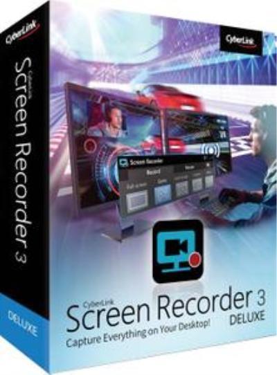 download  CyberLink Screen Recorder Deluxe 3.1.0.404 Multilingual