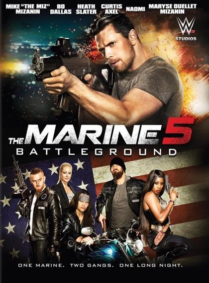 Denizci 5 – The Marine 5: Battleground 2017 (Türkçe Dublaj) BRRip – m1080p – indir