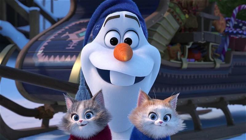 Karlar Ülkesi: Olaf'ın Maceraları Ekran Görüntüsü 1