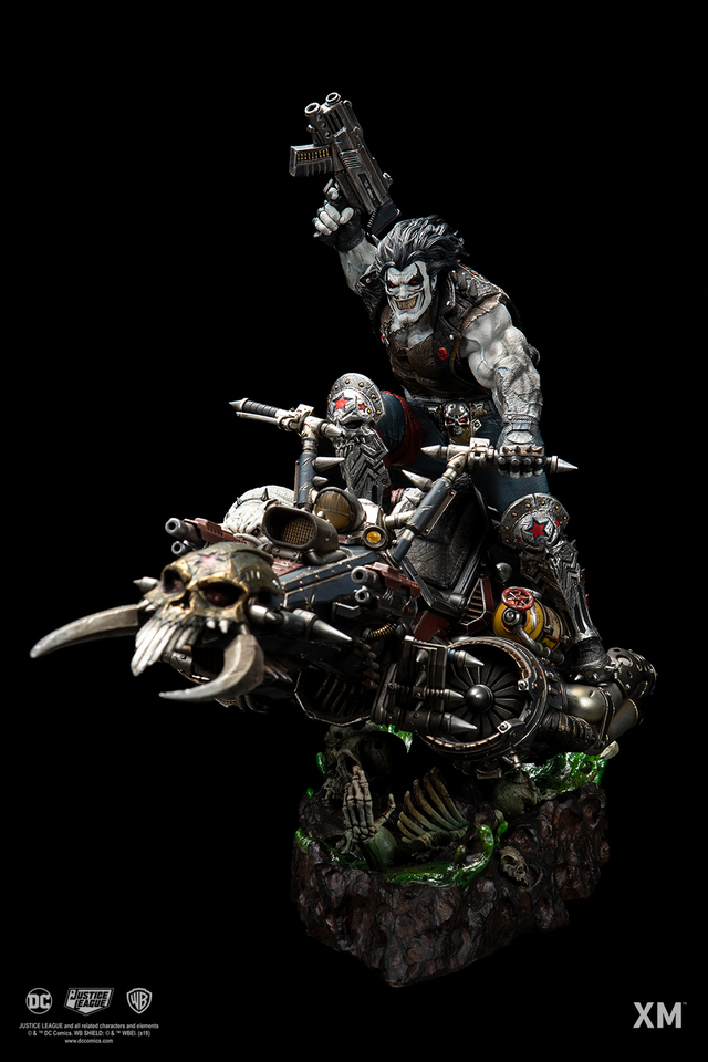 Premium Collectibles : Lobo 1/6**   0eykzw