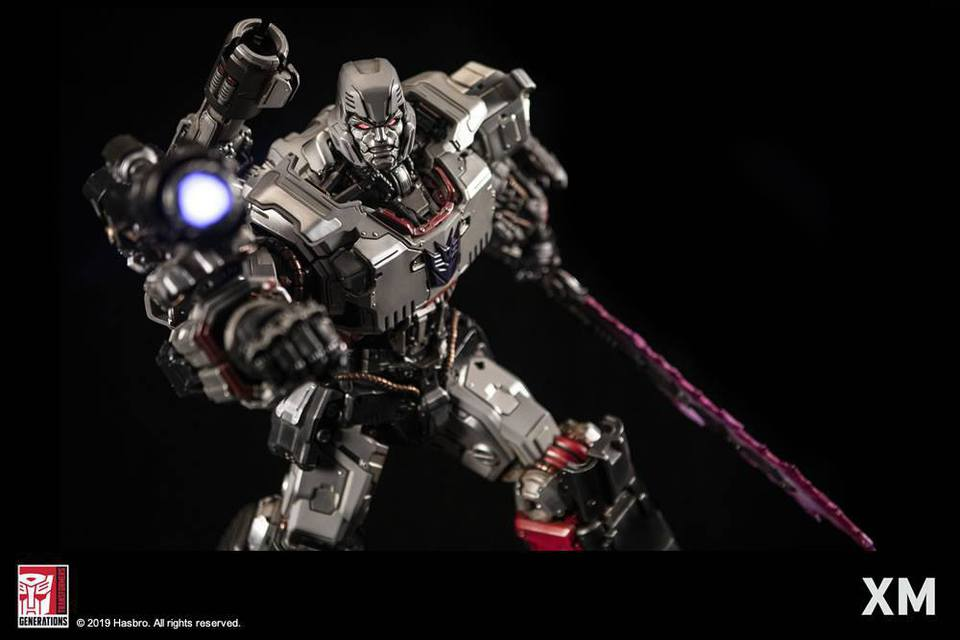 Premium Collectibles : Transformers - Megatron (G1)** 0hqkua
