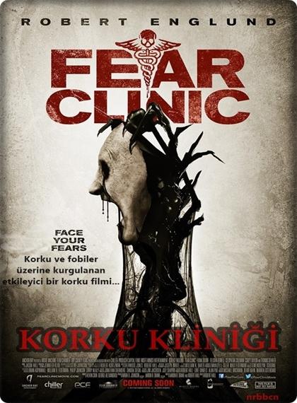 Korku Kliniği – Fear Clinic 2015 (Türkçe Dublaj) BRRip XviD