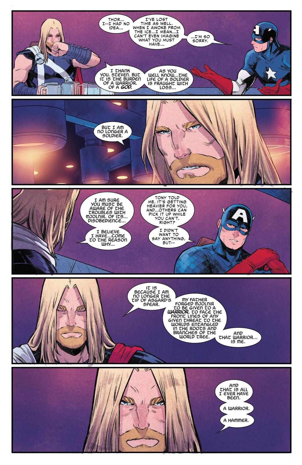 Thor's PTSD In Endgame & MCU Explained In Marvel Comics