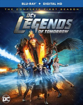 DC's Legends of Tomorrow - Stagione 1 (2016) (Completa) BDMux 1080P ITA ENG AC3 x264 mkv