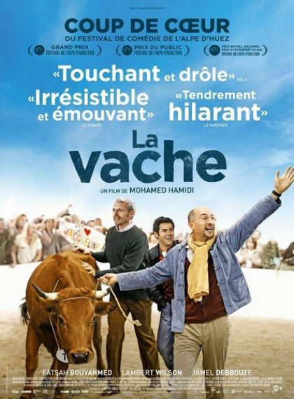 Bir Adam ve İneği - La Vache | 2016 | BRRip XviD | Türkçe Dublaj | Film İndir