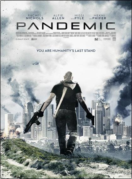 Salgın – Pandemic 2016 (Türkçe Dublaj) BRRip XviD