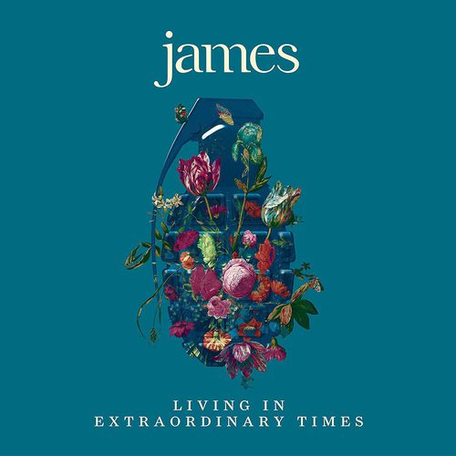James - Living in Extraordinary Times (Deluxe) (2018)