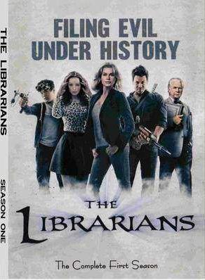 The Librarians - Stagione 1 (2016) (Completa) BDMux ITA ENG MP3 Avi 0o5qc9