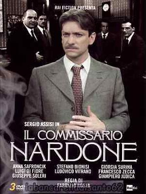 Il Commissario Nardone - Stagione Unica (2012) (Completa) SATRip ITA MP3 Avi