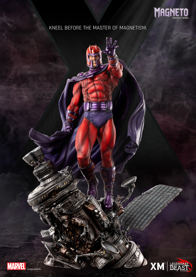 Premium Collectibles : Magneto 1/3 0xhj6k