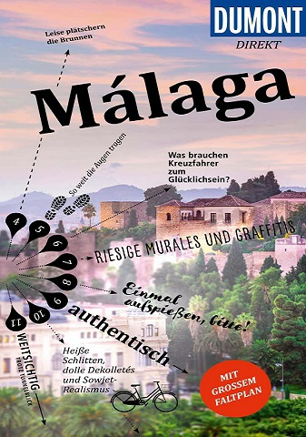 [Fachbuch/Sachbuch] Manuel García Blázquez – DuMont direkt Reiseführer Malaga 2