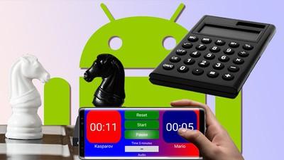 Corso B4A Android: sviluppo 2 App, Calcolatrice e ChessTimer [Udemy] - ITA