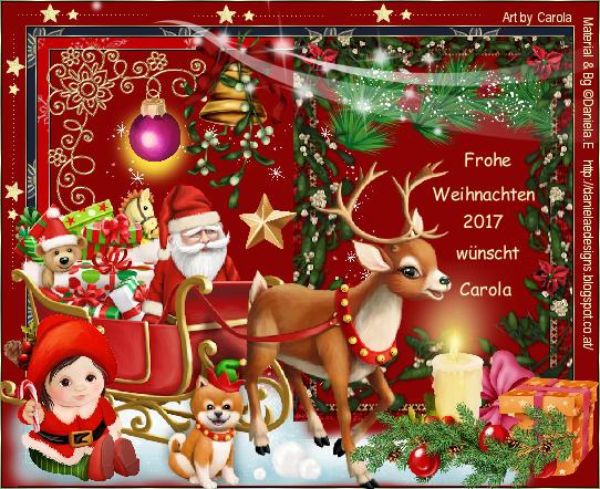 Frohe Weihnachten Freundin.Uschi S Weihnachtsgästebuch