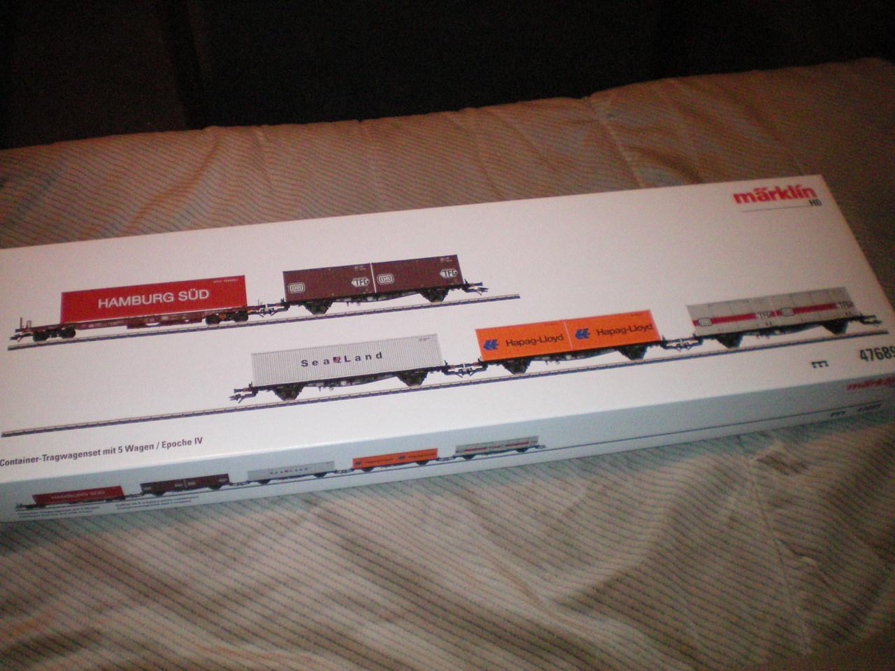 Container-Tragwagenset 47689 100_000692s2x