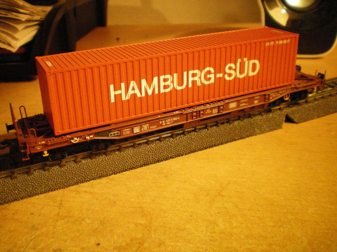 Container-Tragwagenset 47689 100_00136dskk