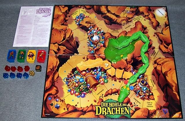 Die Höhle Des Drachen