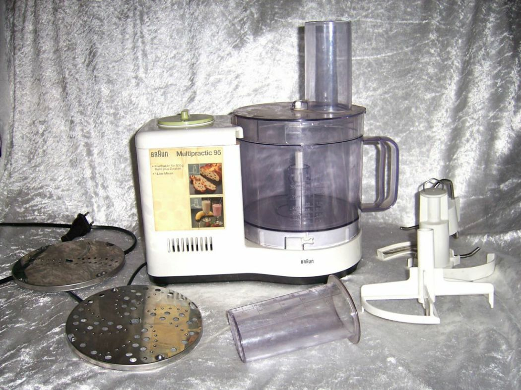Braun Küchenmaschine 4259 2021