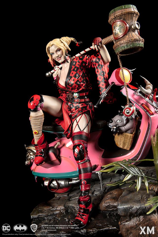 Premium collectibles : Harley Quinn** 100zj4u