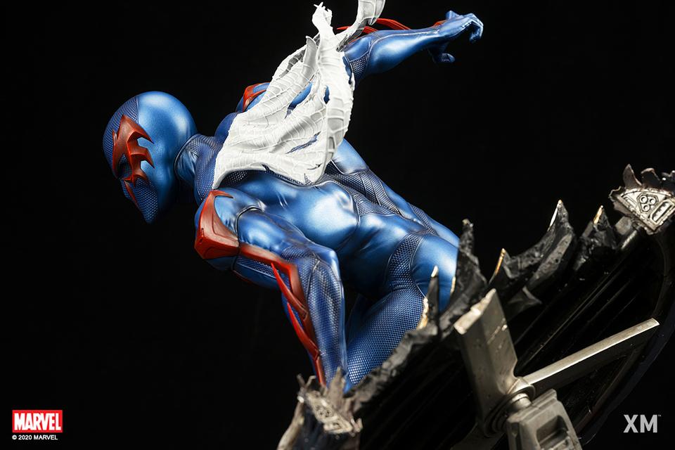Premium Collectibles : Spider-Man 2099 100zksr