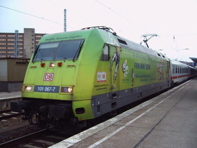 101 067-7 Berlin-Lichtenberg