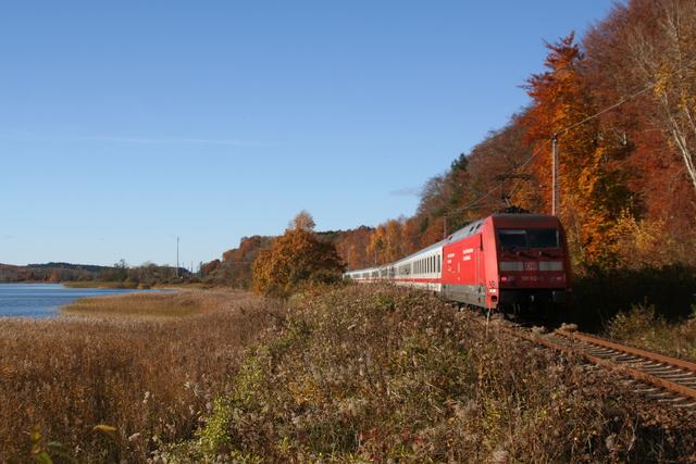 101 112-1 Lietzow (Rügen) am Jasmunder Bodden