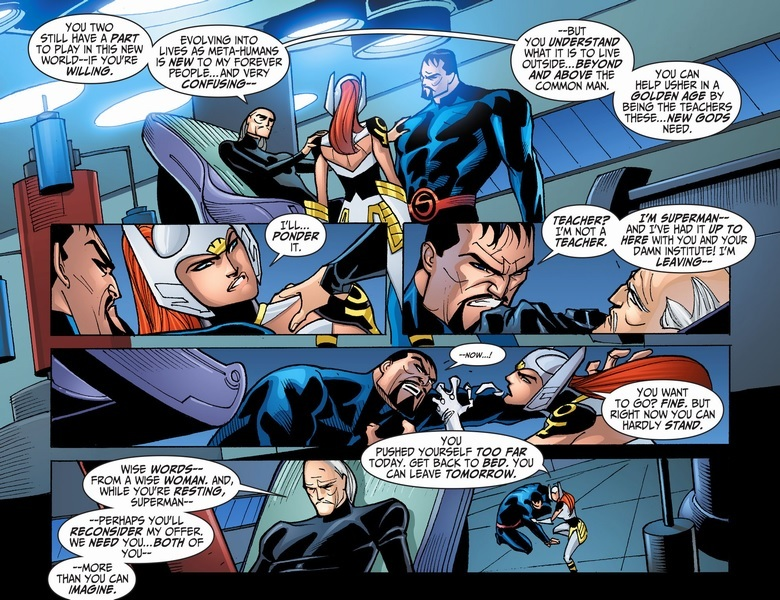scans_daily | Justice League: Gods and Monsters #4-5