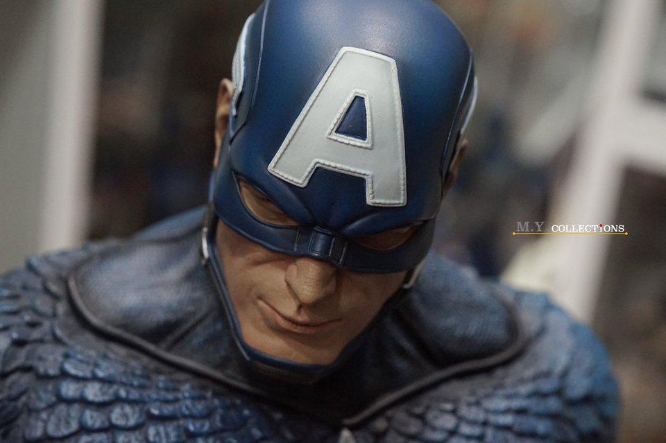 Premium Collectibles : Captain America 1/3 103507537_40097478824yyjab