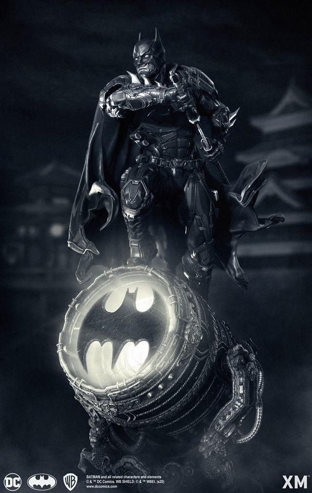 Samurai Series : Batman Shugo 103527693_26230570245t3kov