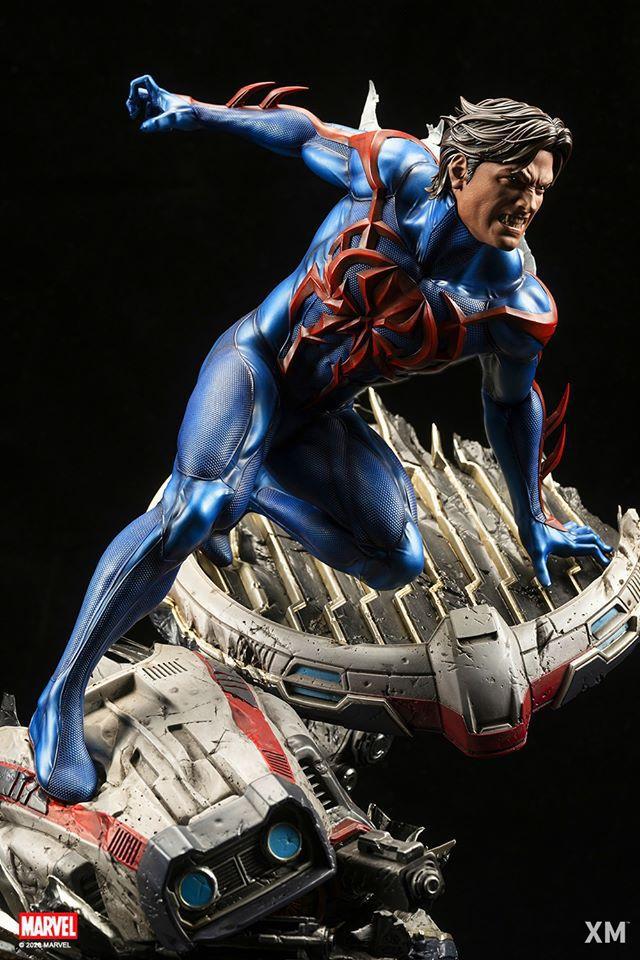 Premium Collectibles : Spider-Man 2099 103599098_26186664816w7k53