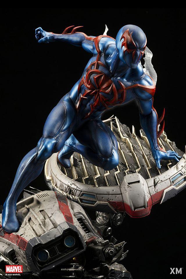Premium Collectibles : Spider-Man 2099 103787612_261866675500qjii