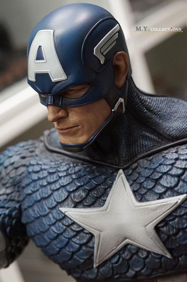 Premium Collectibles : Captain America 1/3 104384450_400974768575ak1n
