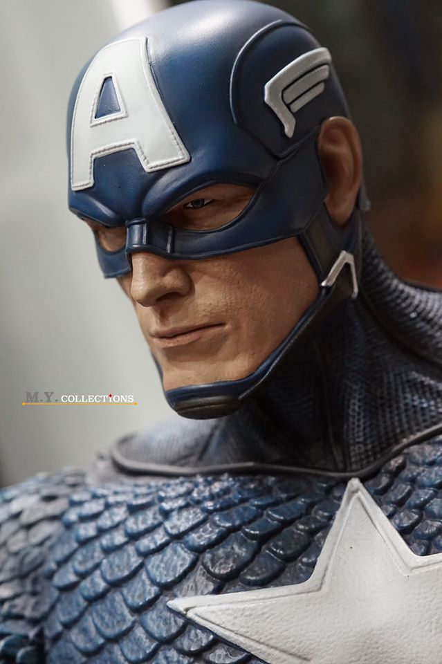 Premium Collectibles : Captain America 1/3 104420142_40097478790u8k7w