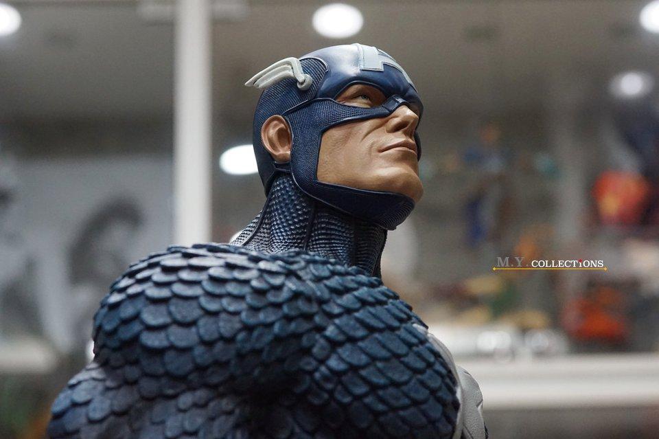Premium Collectibles : Captain America 1/3 104428134_4009746485735jkd