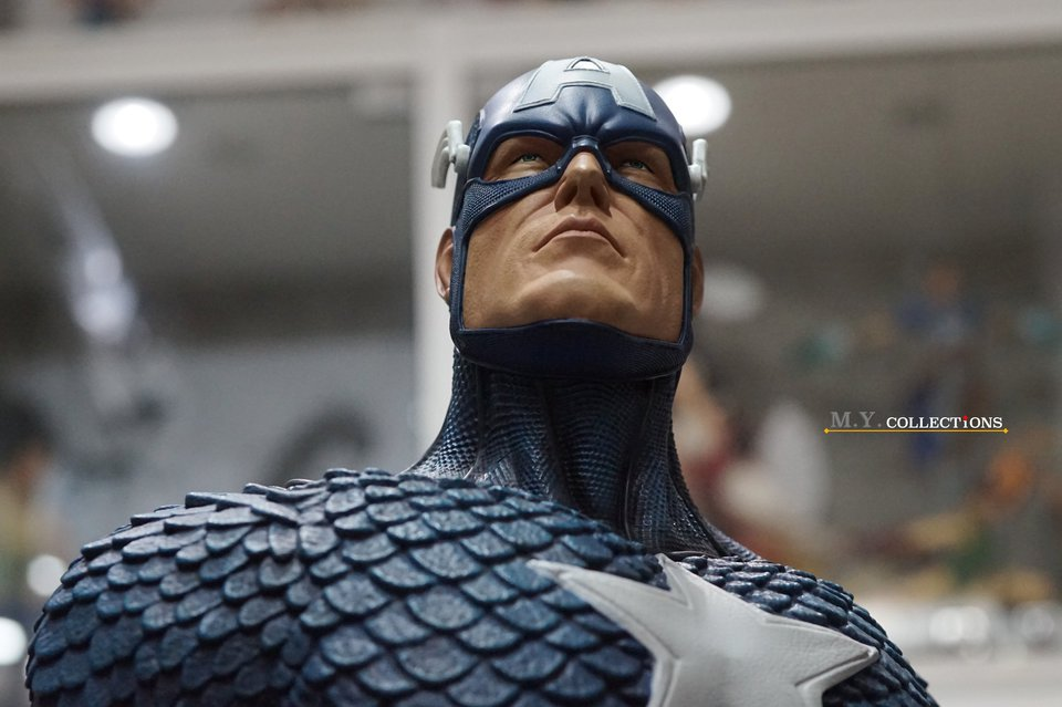 Premium Collectibles : Captain America 1/3 104495141_40097467424qtjh0