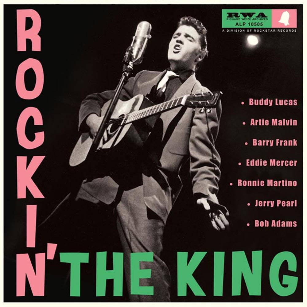 ROCKIN' THE KING 10505-elvis9czbh