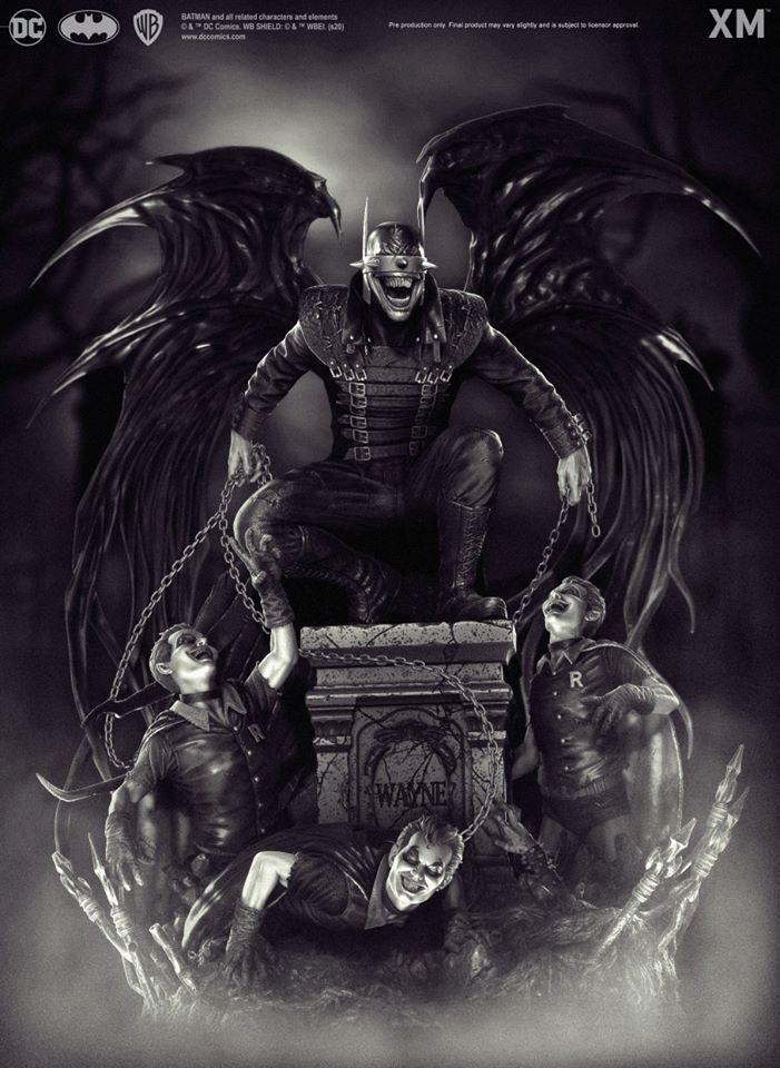 Premium Collectibles : Batman Who Laughs 105948292_26323500803umj2k