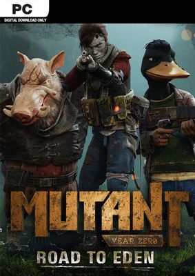 [PC] Mutant Year Zero: Road to Eden (2018) Multi - SUB ITA