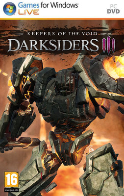 [PC] Darksiders III - Keepers of the Void (2019) Multi - FULL ITA