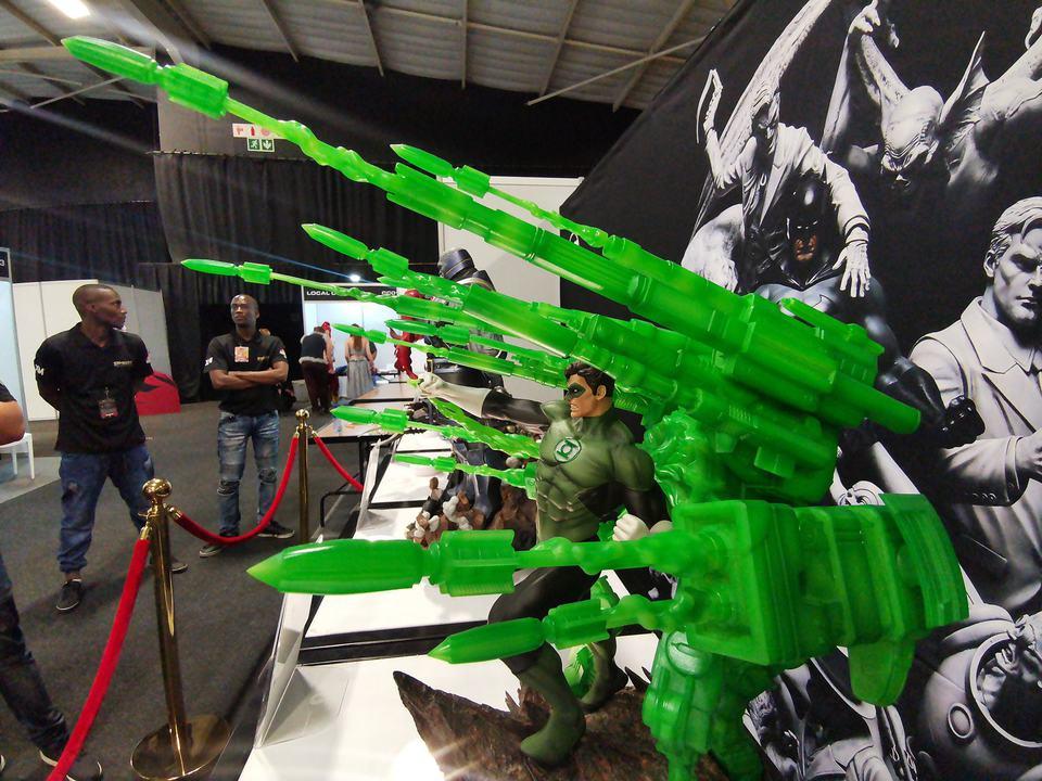Premium Collectibles : JLA Green Lantern 1/6**   106wkwd