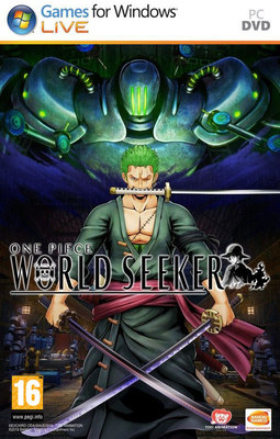 [PC] ONE PIECE World Seeker The Void Mirror Prototype (2019) Multi - SUB ITA