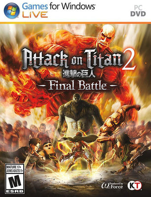 [PC] Attack on Titan 2: Final Battle (2019) Multi - SUB ITA