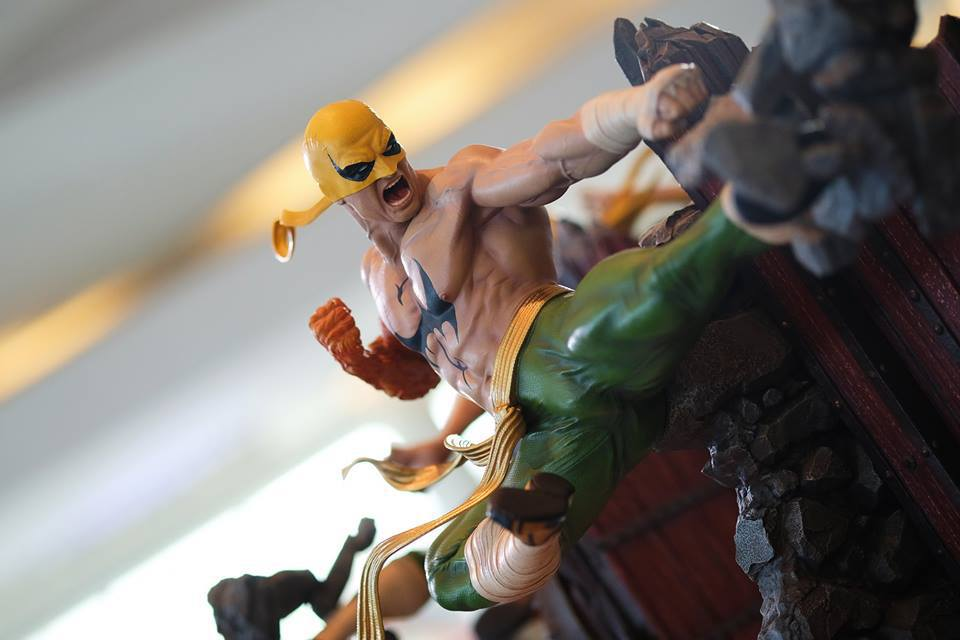 Premium Collectibles : Iron Fist - Page 4 108pkik