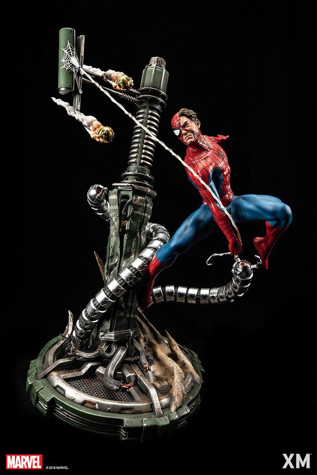 Premium Collectibles : Spiderman** 108tcyr